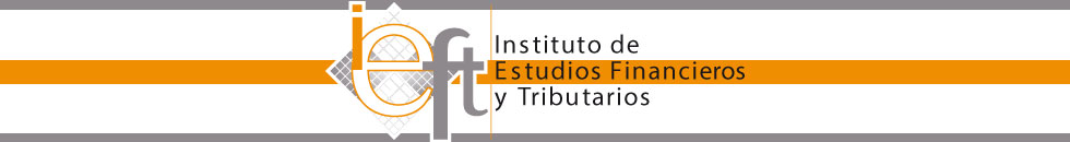 Instituto de Estudios Financieros y Tributarios
